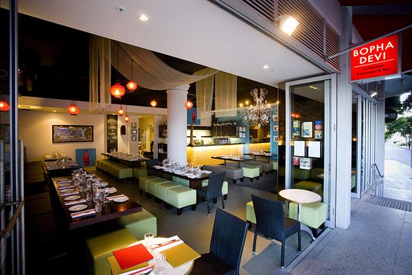 Bopha Devi – Restaurant